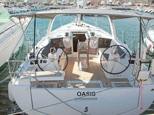 Sailboat Beneteau Oceanis 41.1 · 2019 (0)
