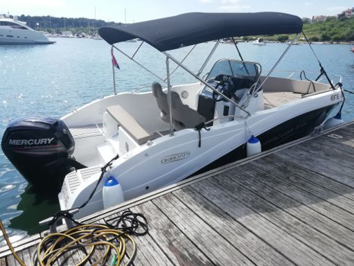 Sportboot Barracuda 545 Open - 2017 (Umbau 2021) (4)