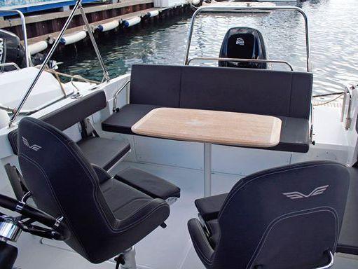 Motorboat Beneteau Flyer 7.7 Sundeck · 2017 (refit 2020) (4)