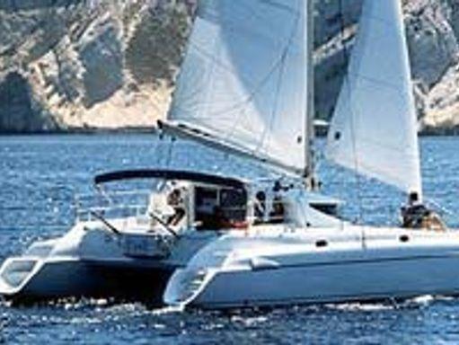 Catamaran Fountaine Pajot Athena 38 · 2007 (refit 2019) (1)