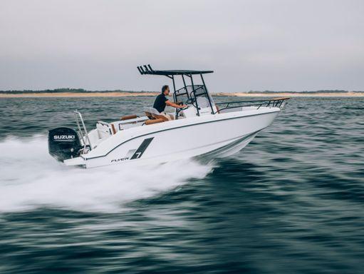 Speedboat Beneteau Flyer 7 SpaceDeck · 2020 (4)