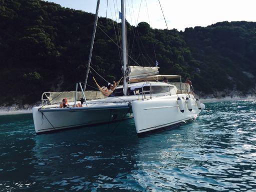 Catamaran Fountaine Pajot Athena 38 · 2007 (refit 2019) (2)