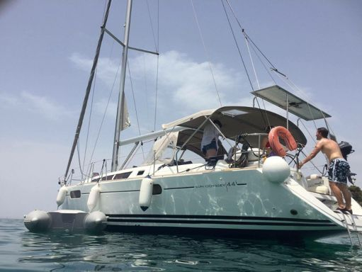 Sailboat Jeanneau Sun Odyssey 44 i · 2011 (refit 2019) (0)