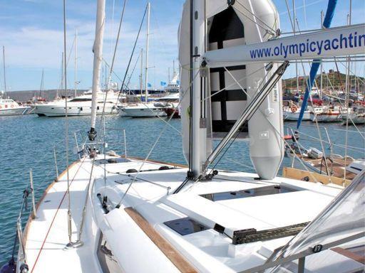 Segelboot Jeanneau Sun Odyssey 479 · 2016 (4)