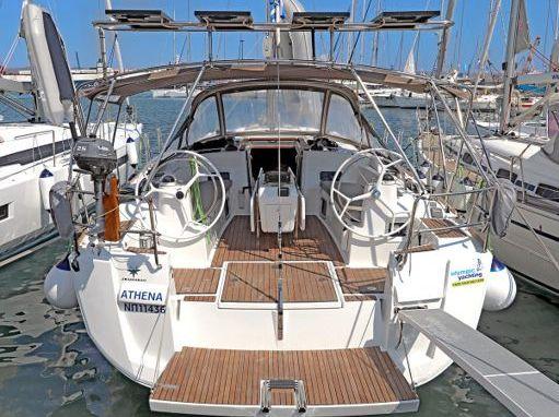 Segelboot Jeanneau Sun Odyssey 479 · 2016 (0)