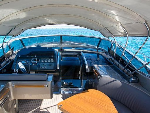 Motorboat Riva Rivale 52 · 2004 (refit 2019) (4)