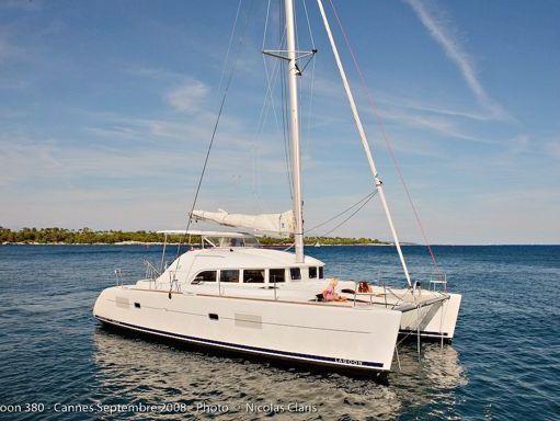 Catamaran Lagoon 380 · 2005 (0)