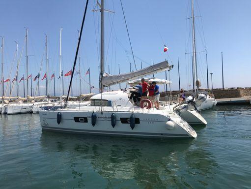 Catamaran Lagoon 380 · 2005 (1)
