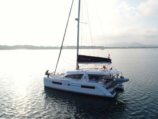 Catamaran Leopard 40 · 2016 (1)