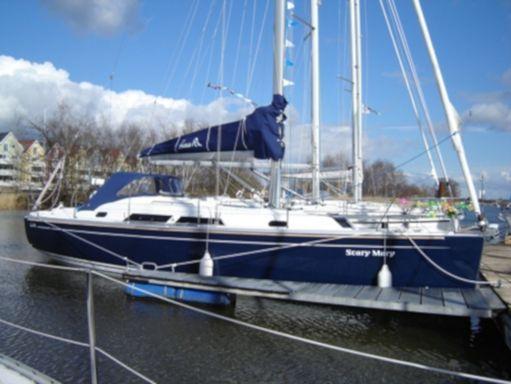 Sailboat Hanse 370 · 2008 (2)