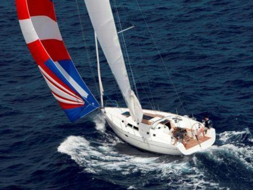 Sailboat Hanse 430e · 2007 (2)