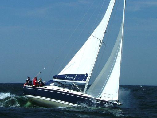 Sailboat Hanse 370 · 2008 (1)