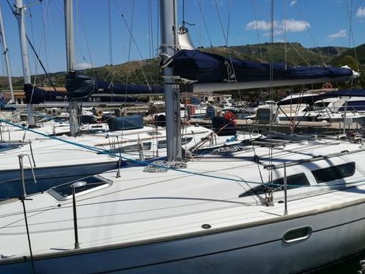 Sailboat Jeanneau Sun Oddysey 37 · 2005 (refit 2019) (2)
