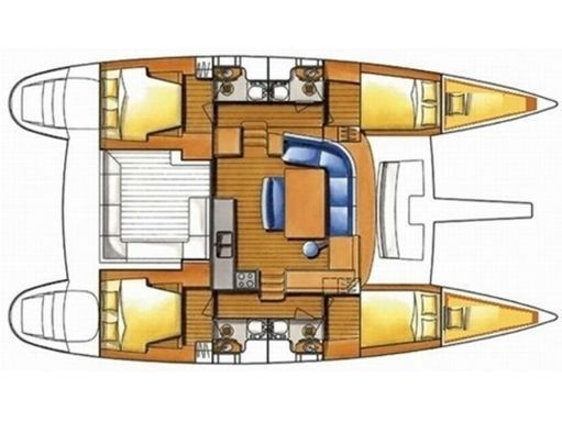 Catamaran Lagoon 400 · 2016 (2)