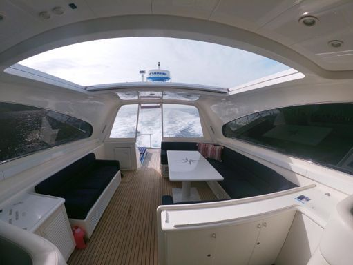 Motorboat Arno Leopard 23 · 1998 (1)
