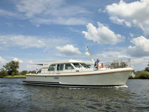 Motorboat Linssen Grand Sturdy 40.0 Sedan · 2020 (0)
