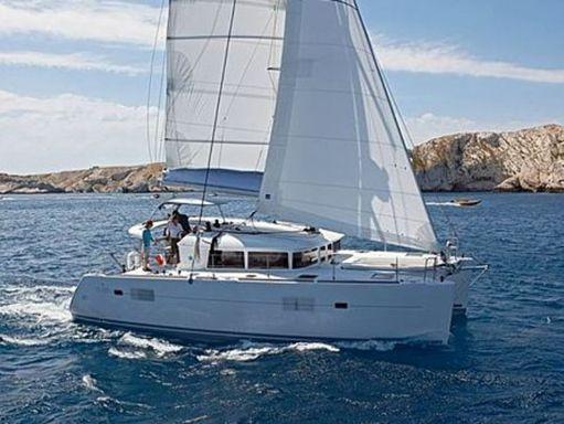 Catamaran Lagoon 400 · 2016 (0)