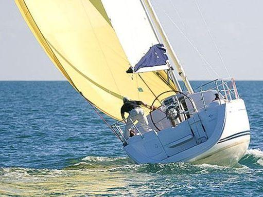 Sailboat Jeanneau Sun Odyssey 30 i · 2012 (4)
