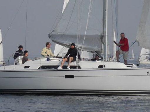 Sailboat Hanse 370 Perf · 2009 (2)