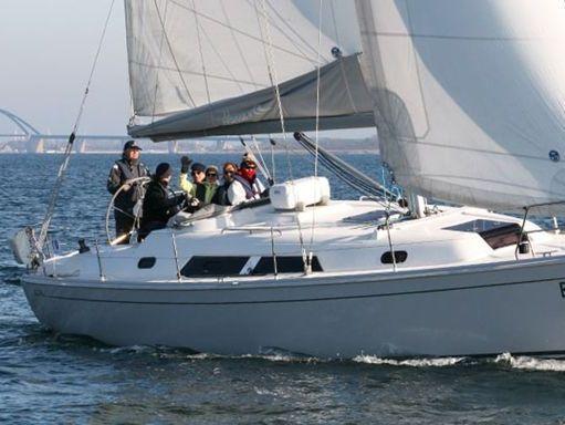 Sailboat Hanse 370 Perf · 2009 (4)