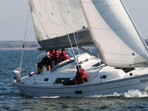 Sailboat Hanse 370 Perf · 2009 (1)
