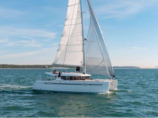 Catamaran Lagoon 450 S · 2018 (0)