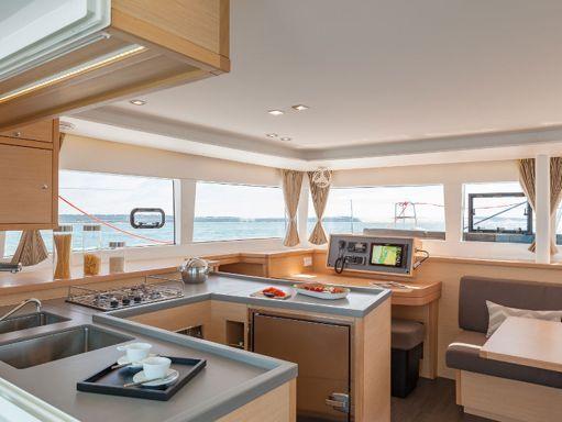 Catamaran Lagoon 450 S · 2018 (2)