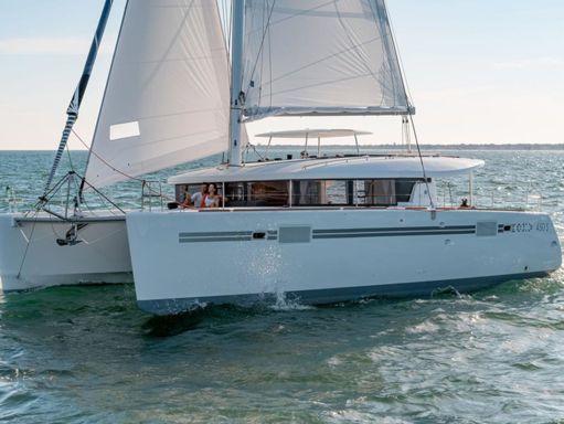Catamaran Lagoon 450 S · 2018 (1)