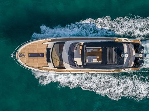 Motorboat Monte Carlo MCY 66 · 2017 (0)