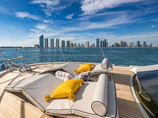 Motorboat Monte Carlo MCY 66 · 2017 (2)