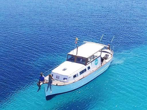 Motorboat Astilleros Lepanto Capeador 10 · 1994 (refit 2016) (1)