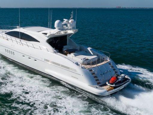 Motorboat Mangusta 92 · 2015 (4)