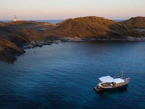Motorboat Astilleros Lepanto Capeador Tuto · 1990 (refit 2018) (1)