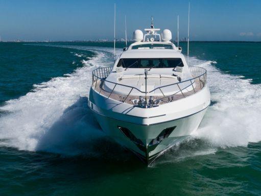 Motorboat Mangusta 92 · 2015 (1)