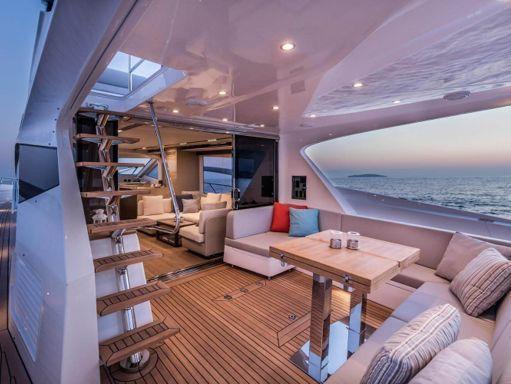 Motorboat Numarine 65 · 2017 (4)