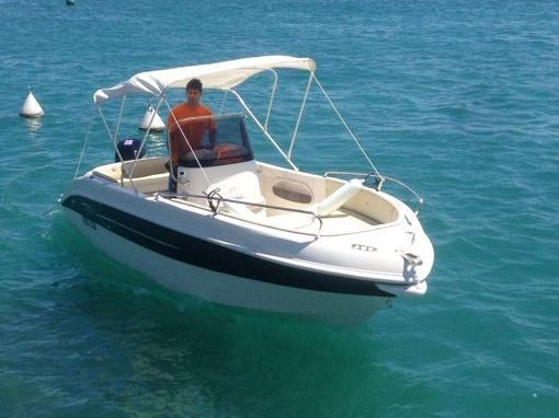 Speedboat AS Marine 570 Open · 2019 (refit 2019) (2)