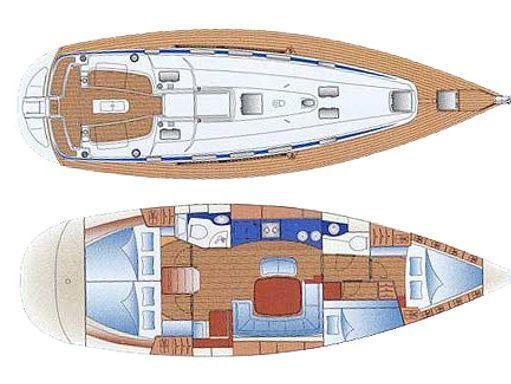 Sailboat Bavaria 44 · 2004 (2)