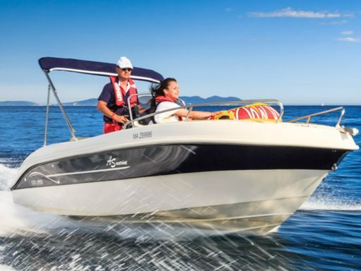 Speedboat AS Marine 570 Open · 2019 (refit 2019) (1)