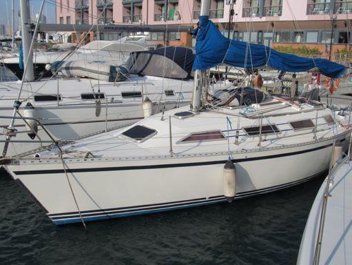 Sailboat Dufour Gib Sea 352 · 1990 (0)