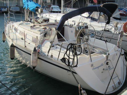 Sailboat Dufour Gib Sea 352 · 1990 (1)