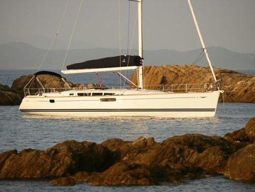 Sailboat Jeanneau Sun Odyssey 49 i · 2007 (1)