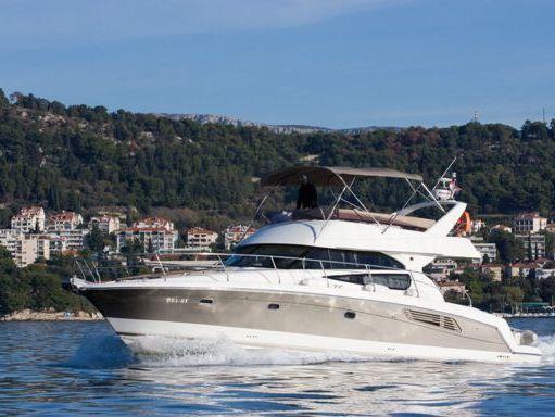 Barco a motor Jeanneau Prestige 440 · 2011 (2)