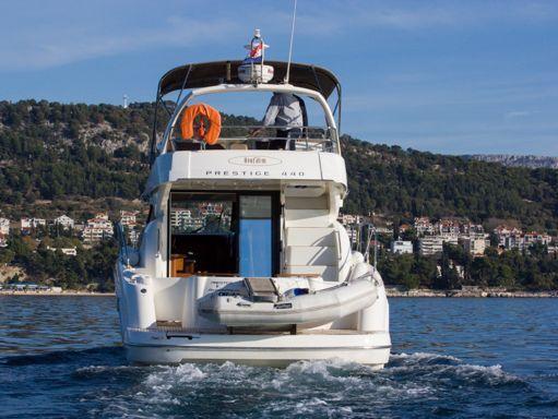 Barco a motor Jeanneau Prestige 440 · 2011 (4)