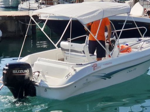 Speedboat Pollini Chios 170 · 2019 (0)