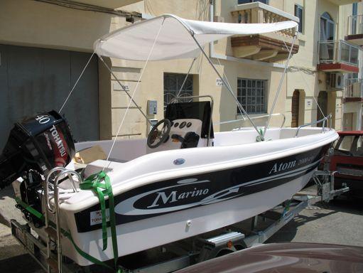 Speedboat Marino Atom 450 · 2019 (2)