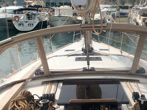Sailboat Dufour 412 Grand Large · 2015 (refit 2019) (1)