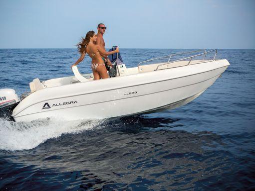 Speedboat Allegra 18 Open · 2019 (0)