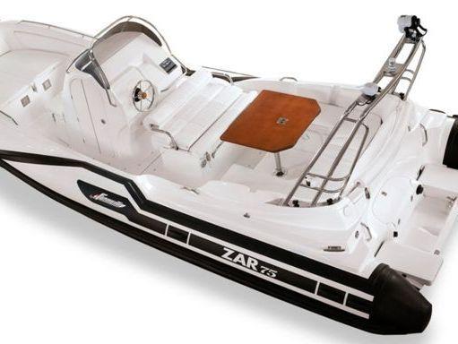 Speedboat TSAR 75 · 2015 (refit 2018) (1)