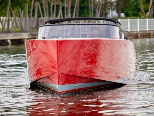 Motorboat VanDutch 40 · 2015 (0)