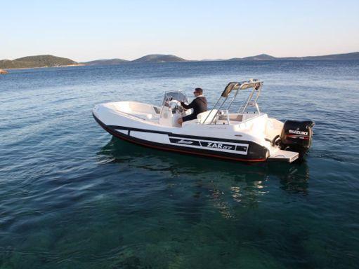 Speedboat TSAR 57 · 2015 (refit 2018) (1)